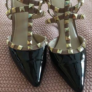 BCBGeneration studded heels size 7